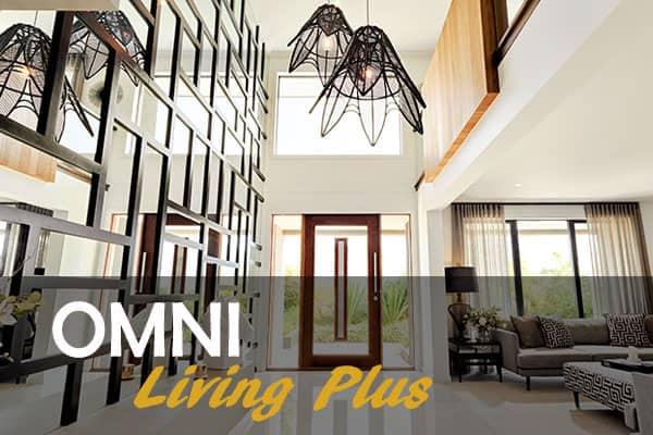 Entry hall   Omni Built Homes