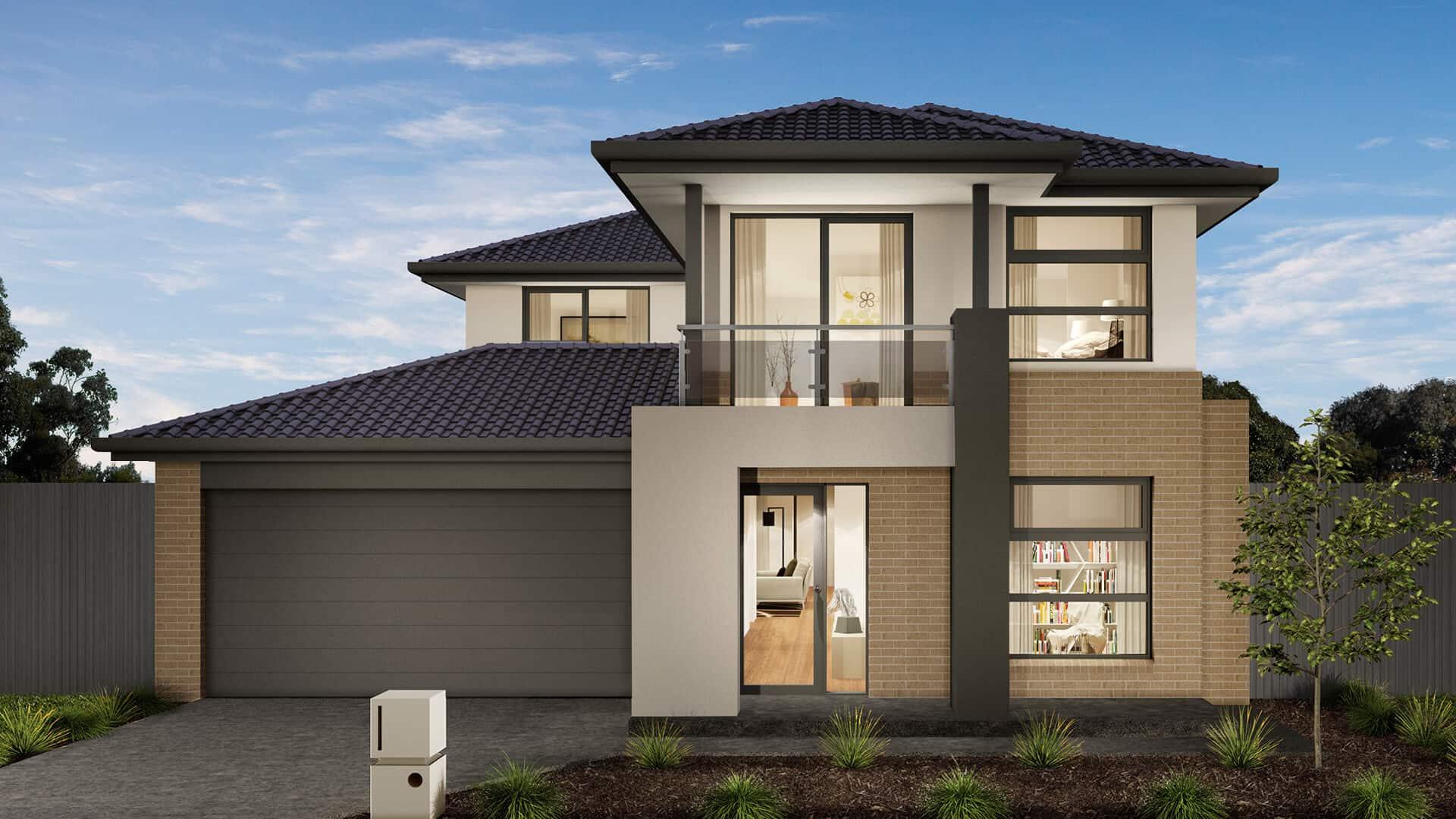 Brisbane Hampton style homes