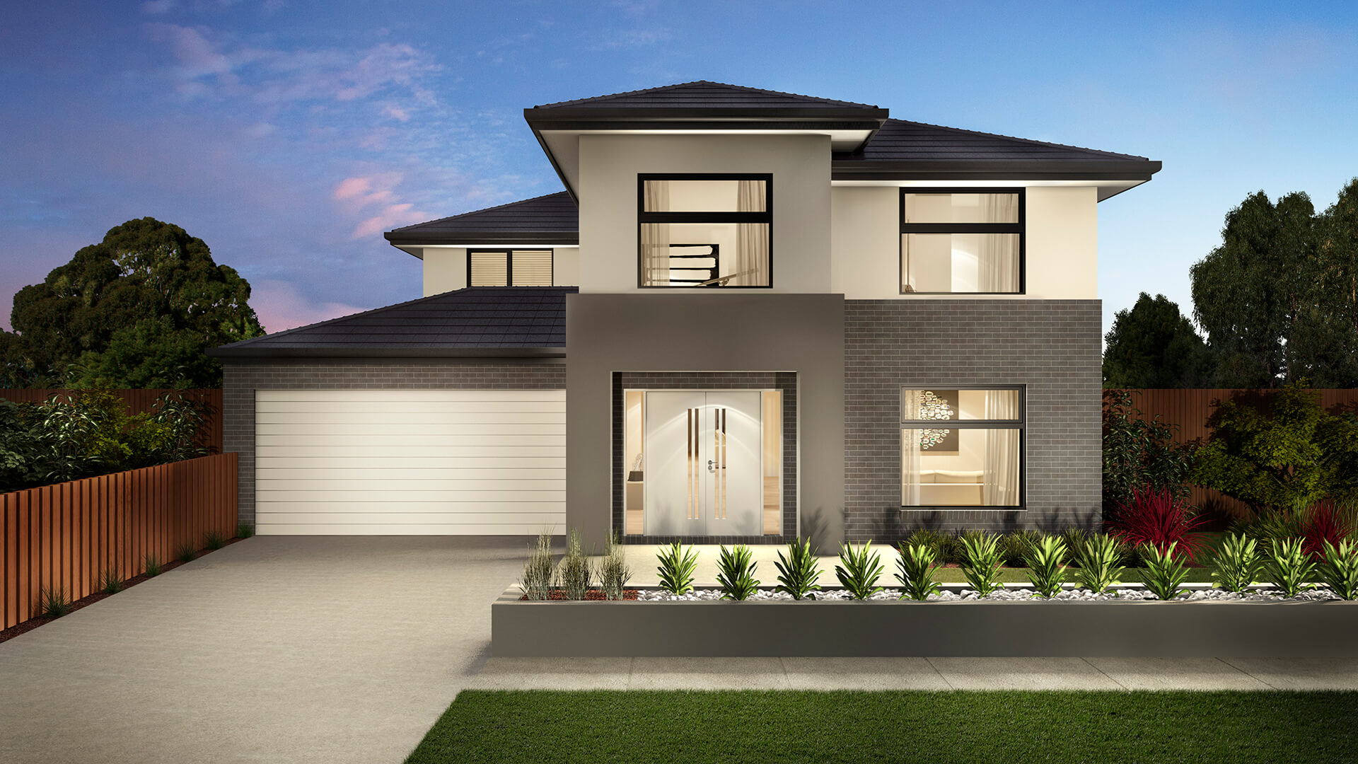 Brisbane Hampton style homes