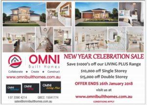 December Promo - Omni Built Homes