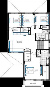 Granada 41 LHS Top - Omni Built Homes