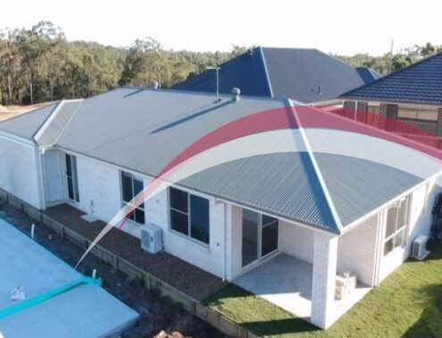 omni advantage home aerial view