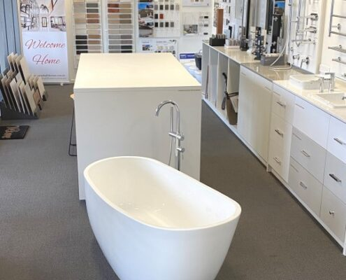 omni advantage home display bathroom fixtures