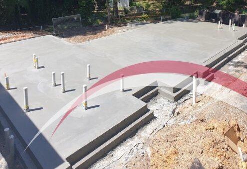 Omni advantage home under concrete