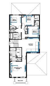 Granada 36 RHS Down - Omni Built Homes