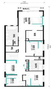 Rosalie 36 Upper Brochure - Omni Built Homes