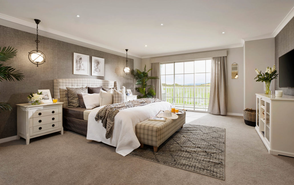 Montpellier 21 - hampton home bedroom