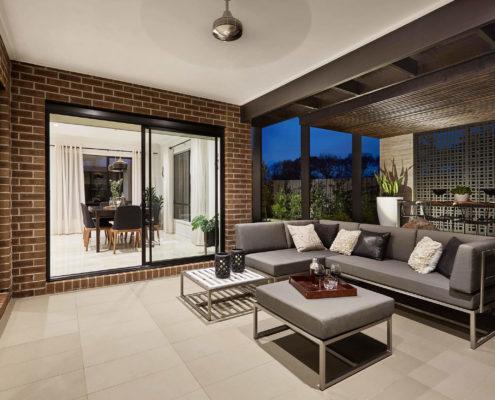 Granada Alfresco Living Room Area