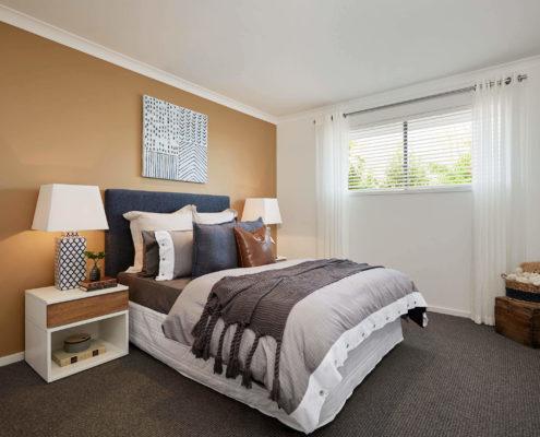 Granada Bedroom with modern decoration