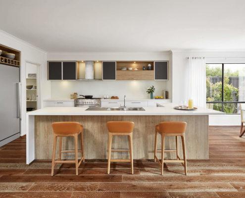 Spacious, Modern Kitchen Area | OMNI