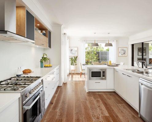 Granada house spacious kitchen