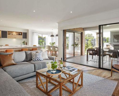 Granada living area | Omni Built Homes