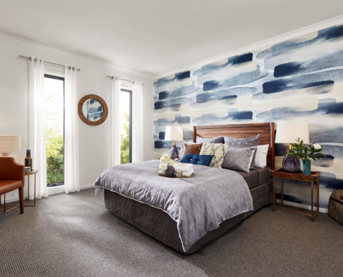 Granada modern master room