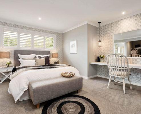 Montpellier 19 - hampton home bedroom -2