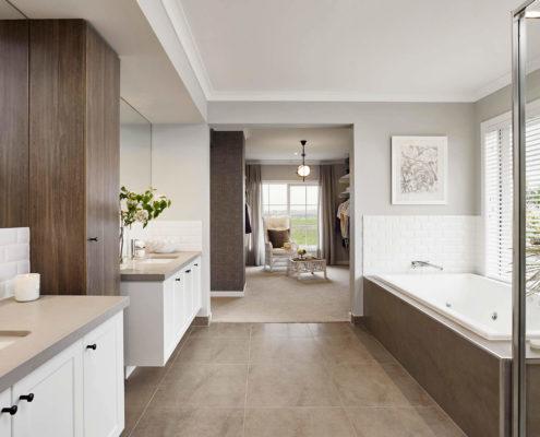 Montpellier Home bathroom