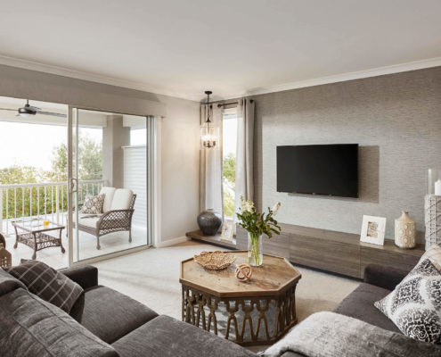 Montpellier 23 - hampton home living room 2