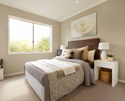 well presented bedroom