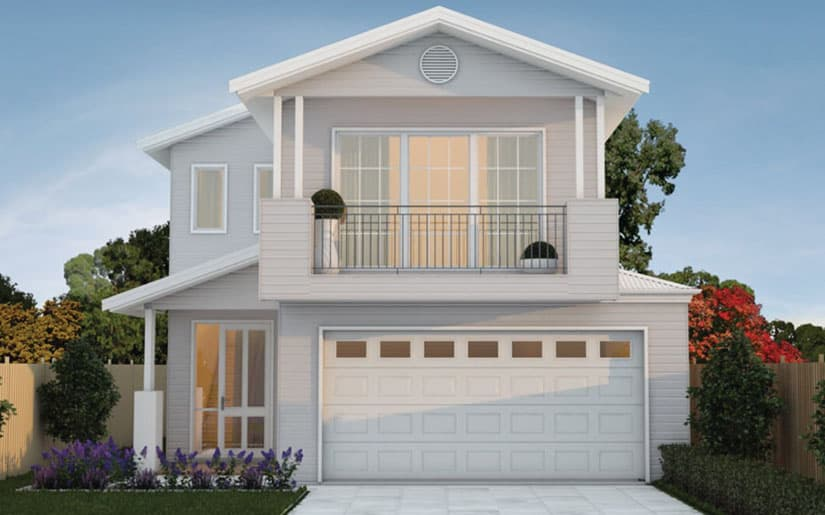 Ascot 32 with Amity Facade