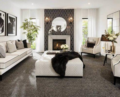sorrento lounge display