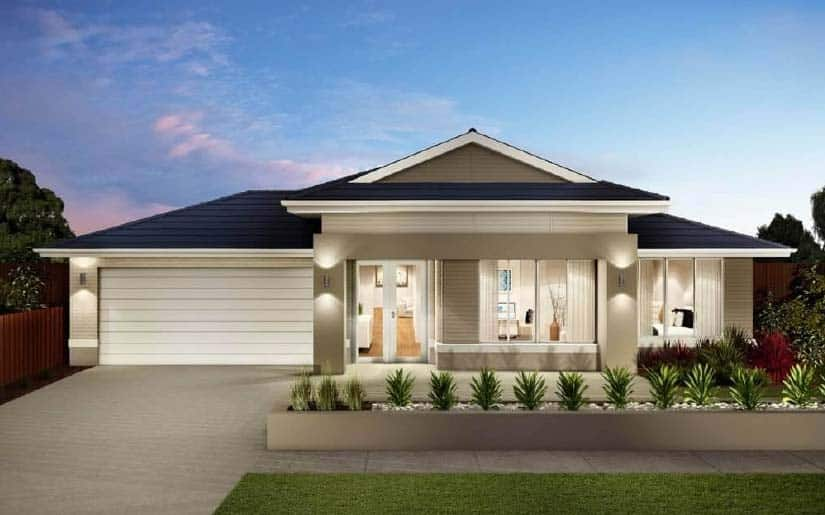 Indiana 29 Daintree Facade – Lot 168 Abbeydale Rd Harvest Rise