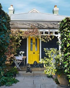 Exterior Colour Ideas - Pop Colours