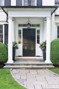 Exterior Colour Ideas - Monochrome