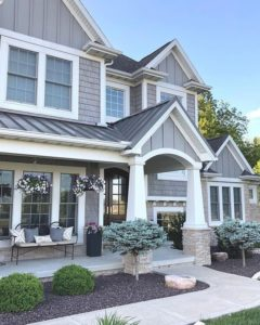 Exterior Colour Ideas - Tonal Greys