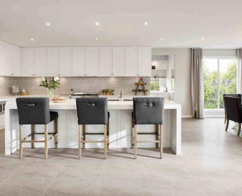 Montpellier Kitchen | Omni Built Homes