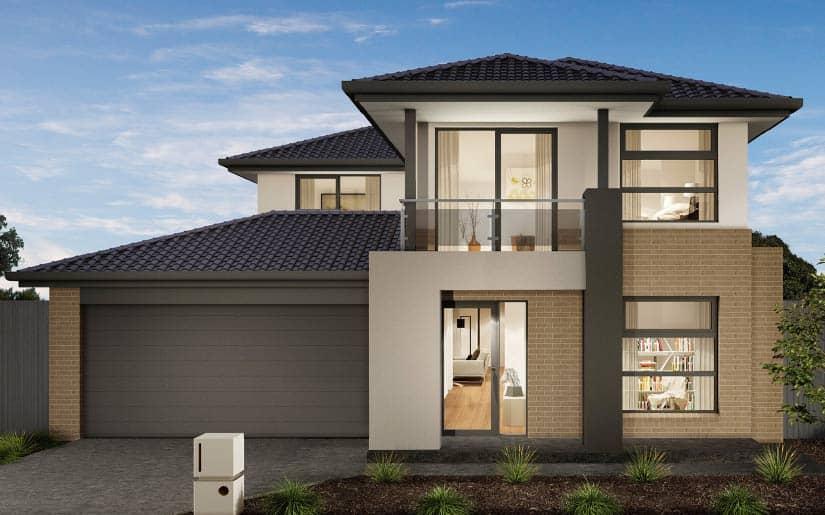 Eaglemont 28 with Regis Facade – Lot 153 Ridgeview Estate Narangba