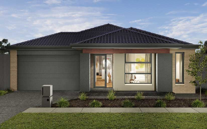 Hamilton 22 Freemont Facade – Lot 32 No 2 Goodwood St Heritage Village Heritage Park