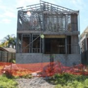 Is it Better to Build a House or Buy One - Custom Home Under Construction