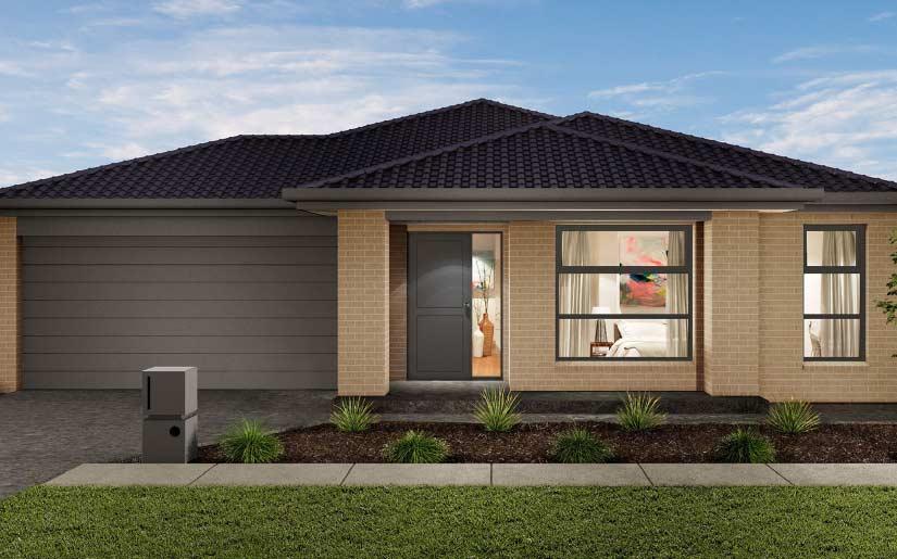 Hamilton 22 custom with Briar Facade – Lot 5 Niche Glades Estate Maudsland