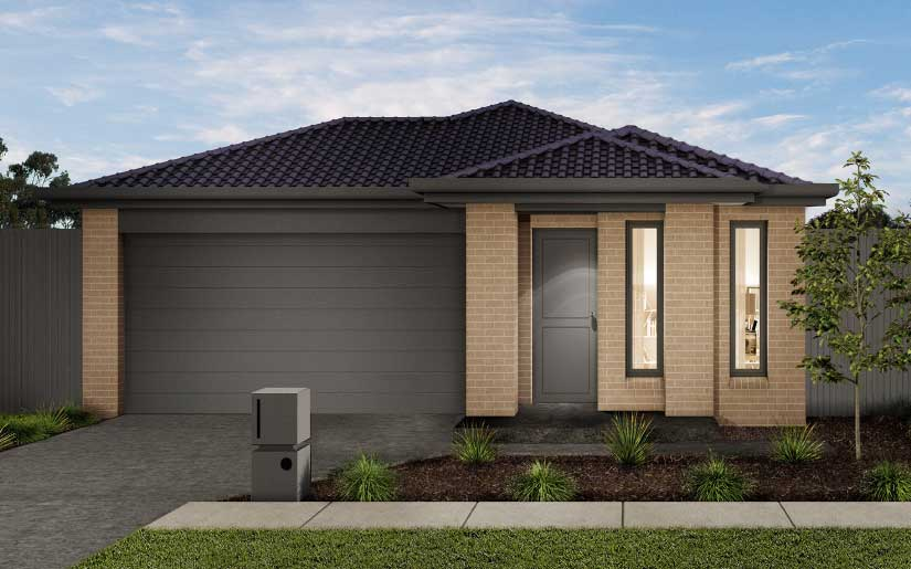 Bayview 19 with Cashmere Facade – Lot 70 Carlos St Monterea Ripley