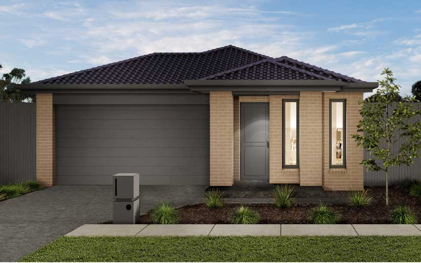 Manly 19 with Cashmere Facade – Lot 568 Kookaburra Crt Brookhaven Bahrs Scrub