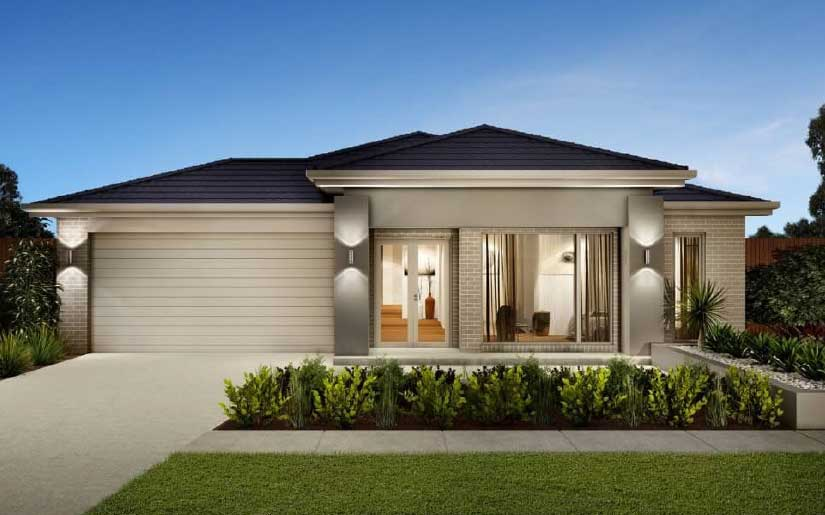 Provincial 29 with Sierra Facade – Lot 83 Evergreen Arise at Rochedale