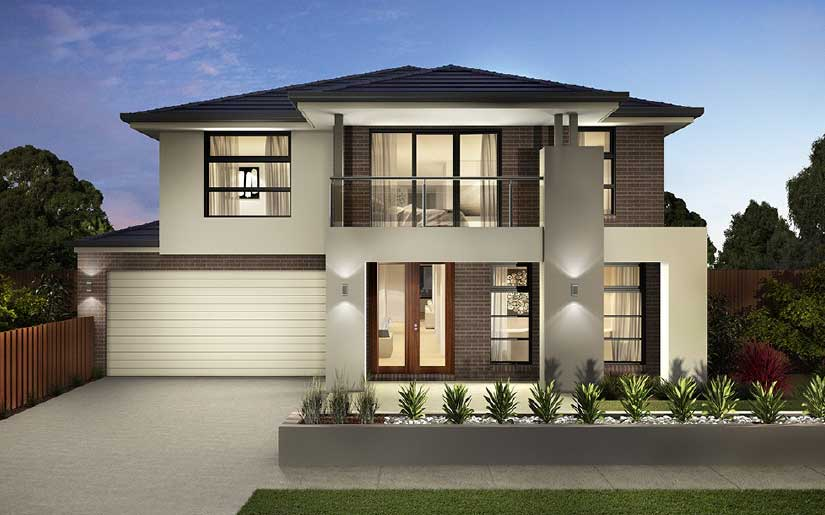 Sorrento 39 Hardwick – Lot 25 Evergreen Arise at Rochedale