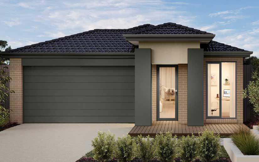 Manly 19 with Sirroco Facade – Lot 92 Dunaden St Middleton Park Logan Reserve