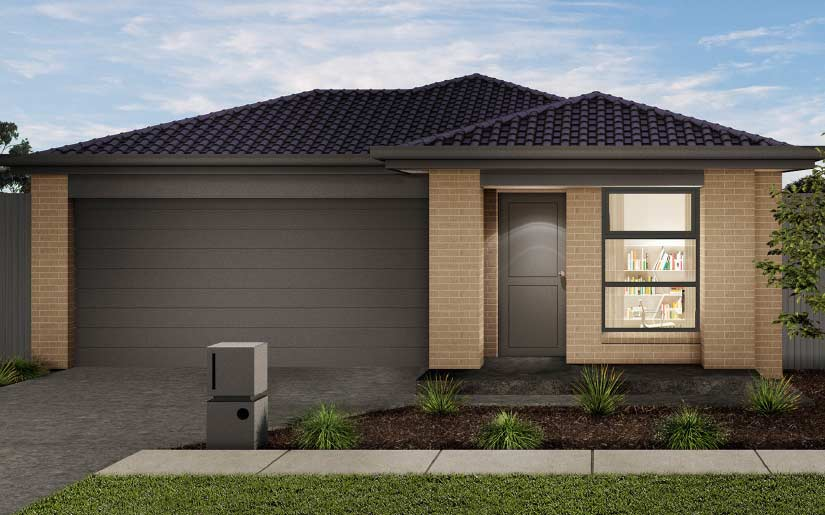 Manly 21 with Astra Facade – Lot 10, No. 102 Delancey St Ormiston