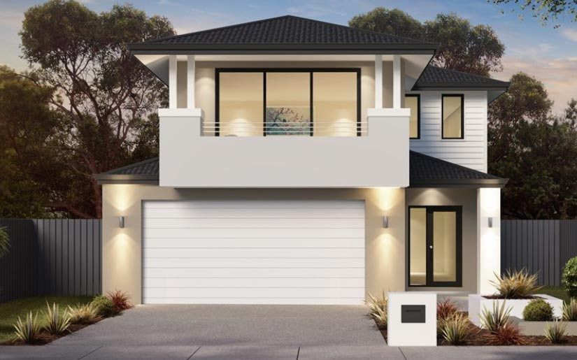 Ascot 26 with Kirra Facade – Lot 5 Slobodian Ave Eight Mile Plains