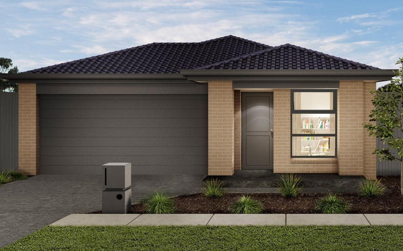 Manly 21 with Astra Facade – Lot 5 Slobodian Ave Eight Mile Plains