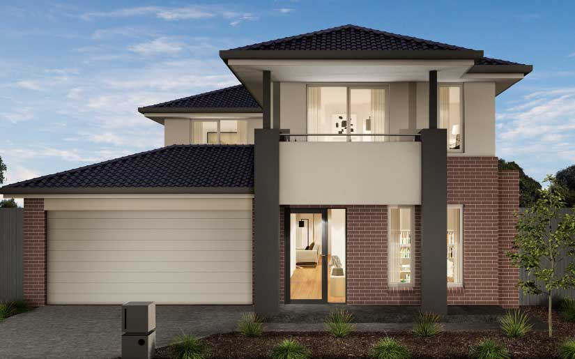 Eaglemont 28 with Caldwell Facade – 2 Marble St, Keperra