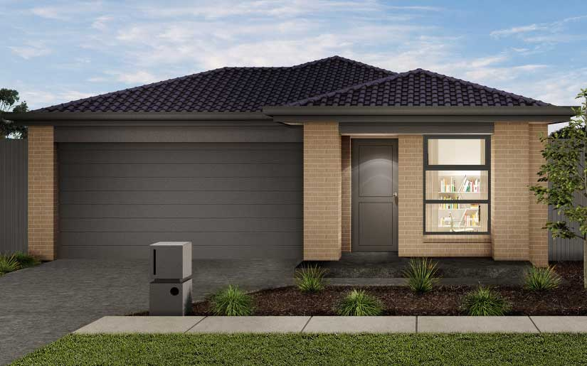 Manly 21 with Astra Facade – No. 27A Station Rd Loganlea
