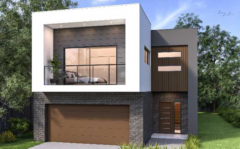 Ascot 32 – Qube Facade – Lot 3 Heritage Cl Sunnybank Hills