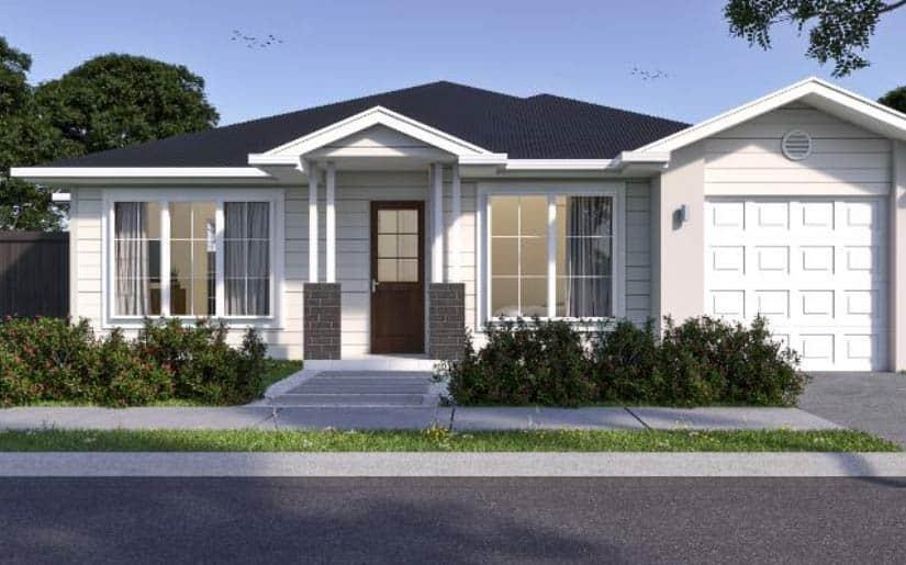 Parkview with Metro Facade – Lot 1 #752-756 Kingston Rd Loganlea
