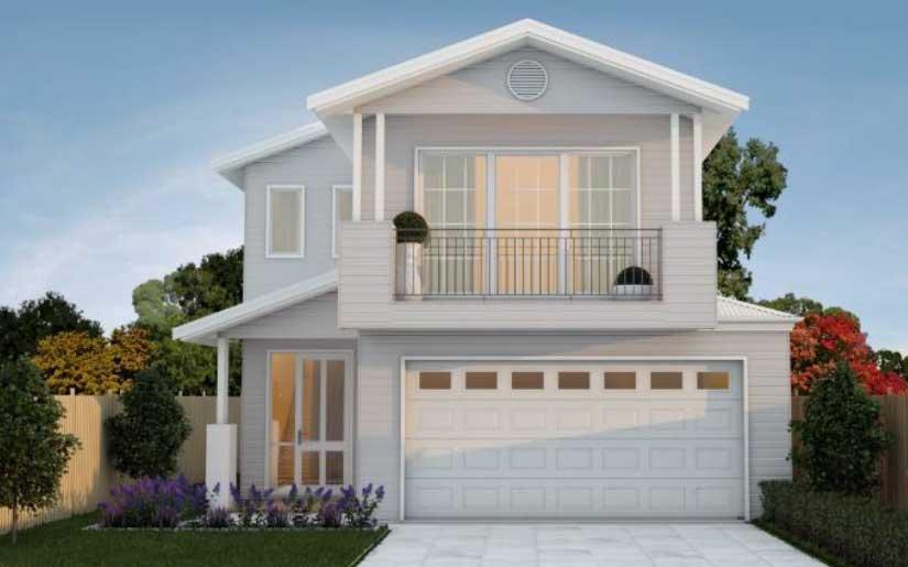 Rosalie 36 – Amity Facade – Lot 7 Chilton St Sunnybank Hills