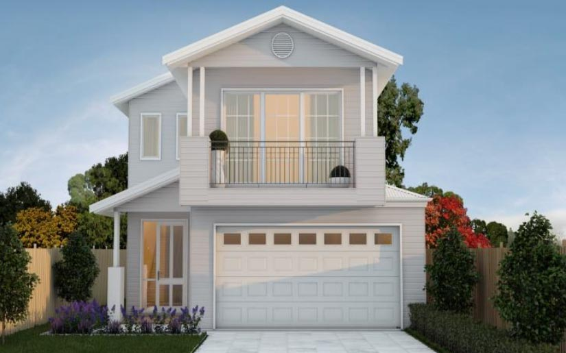 Ascot 32 – Amity Facade – Lot 13 Boolong St Tingalpa – Edenwood Estate