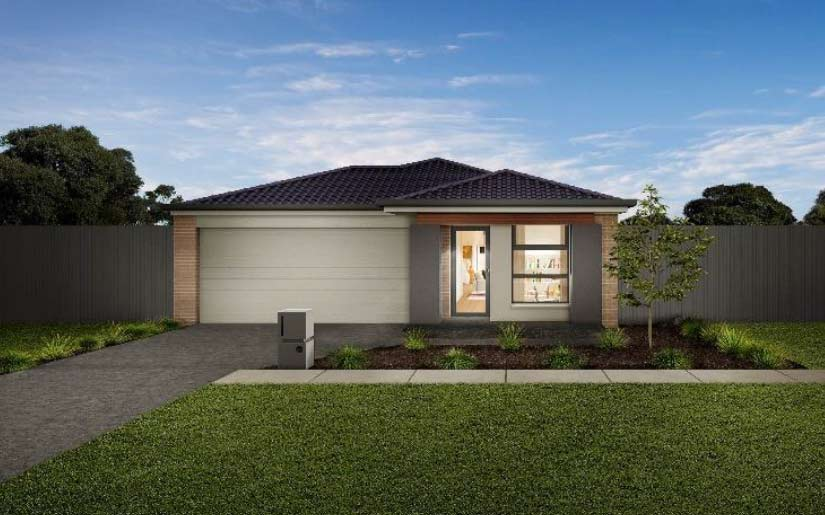 Manly 19 – Freemont Facade – Lot 4 Mario Close The Heights Richlands